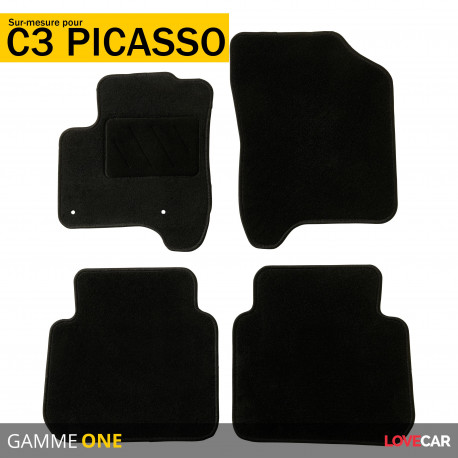 Tapis sur mesure pour Citroën C3 Picasso
