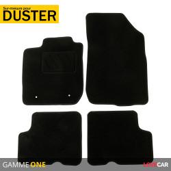 Tapis sur mesure pour Dacia Duster 4x2