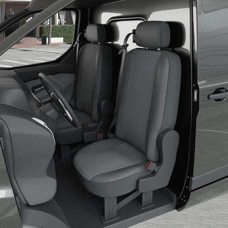 Housses Utilitaire pour Ford Transit Connect [avec tablette] (de 04/2009 à 09/2013)