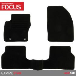 Tapis sur mesure pour Ford Focus (de 11/2004 à 02/2011)