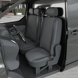 Housses Utilitaire pour Volkswagen Crafter (de 06/2006 à 03/2016)