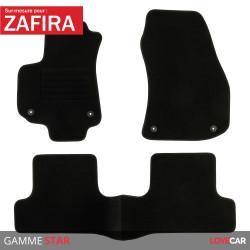 Tapis sur mesure Star pour Opel Zafira (de 03/1999 à 08/2005)