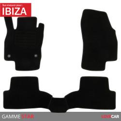 Tapis Star pour Seat Ibiza (de 07/2017 à 2020)