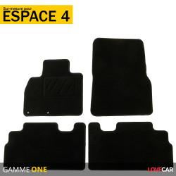 Tapis Sur mesure pour Renault Espace 4 (de 11/2002 à 03/2015)
