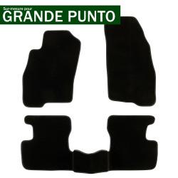 Tapis sur mesure pour Fiat Grande Punto (de 10/2005 à 12/2012)
