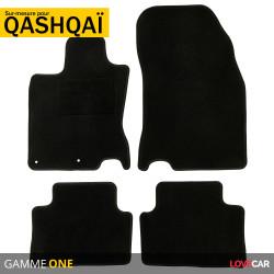 Tapis sur mesure pour Nissan Qashqai