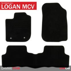 Tapis sur mesure Star pour Dacia Logan MCV