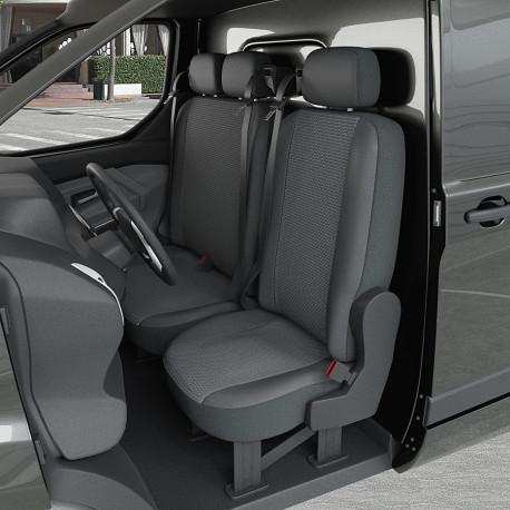 Housses Utilitaire pour Ford Transit Custom (de 04/2014 à 2020)