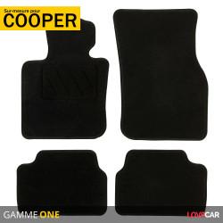 Tapis sur mesure pour BMW Mini Cooper et One