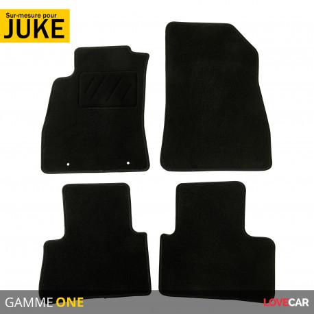 Tapis sur mesure pour Nissan Juke (de 06/2010 à 2020)