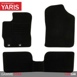 Tapis sur mesure pour Toyota Yaris