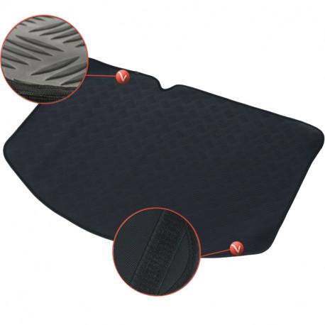 Tapis de coffre caoutchouc pour Citroen C3/DS3 (de 11/2009 à 2020)