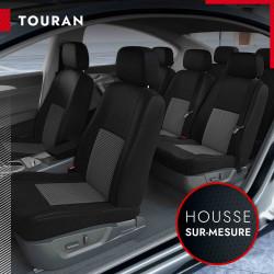 Housses sur mesure pour Volkswagen Touran (de 05/2015 à 2020)