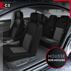Housses sur mesure pour Nouvelle Citroën C3 (dès 10/2016)