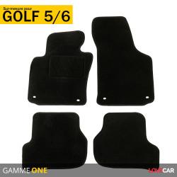 Tapis sur mesure pour Volkswagen Golf 5