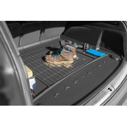 Bac de coffre sur mesure caoutchouc pour Audi A6 Berline (de 10/2011 à 2020)