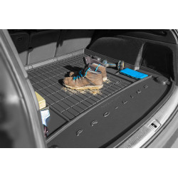 Bac de coffre sur mesure caoutchouc pour Audi Q5 5 places (de 11/2008 à 2020)