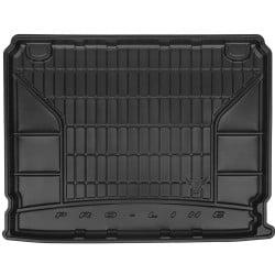 Bac de coffre sur mesure caoutchouc pour RENAULT CLIO 4 BREAK (de 01/2013 à 2020)