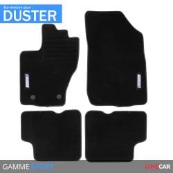 Tapis sur mesure Dacia Duster 4x4