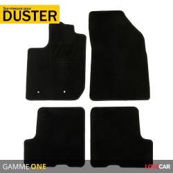Tapis sur mesure pour Dacia Duster