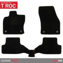 Tapis voiture sur mesure Star pour Volkswagen T ROC