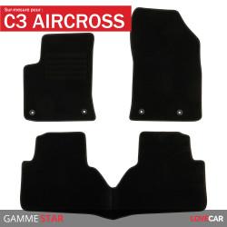 Tapis sur mesure pour Citroën C3 AIRCROSS