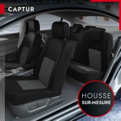 Housses de siège sur mesure pour Renault Captur