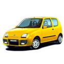 Tapis voiture Seicento