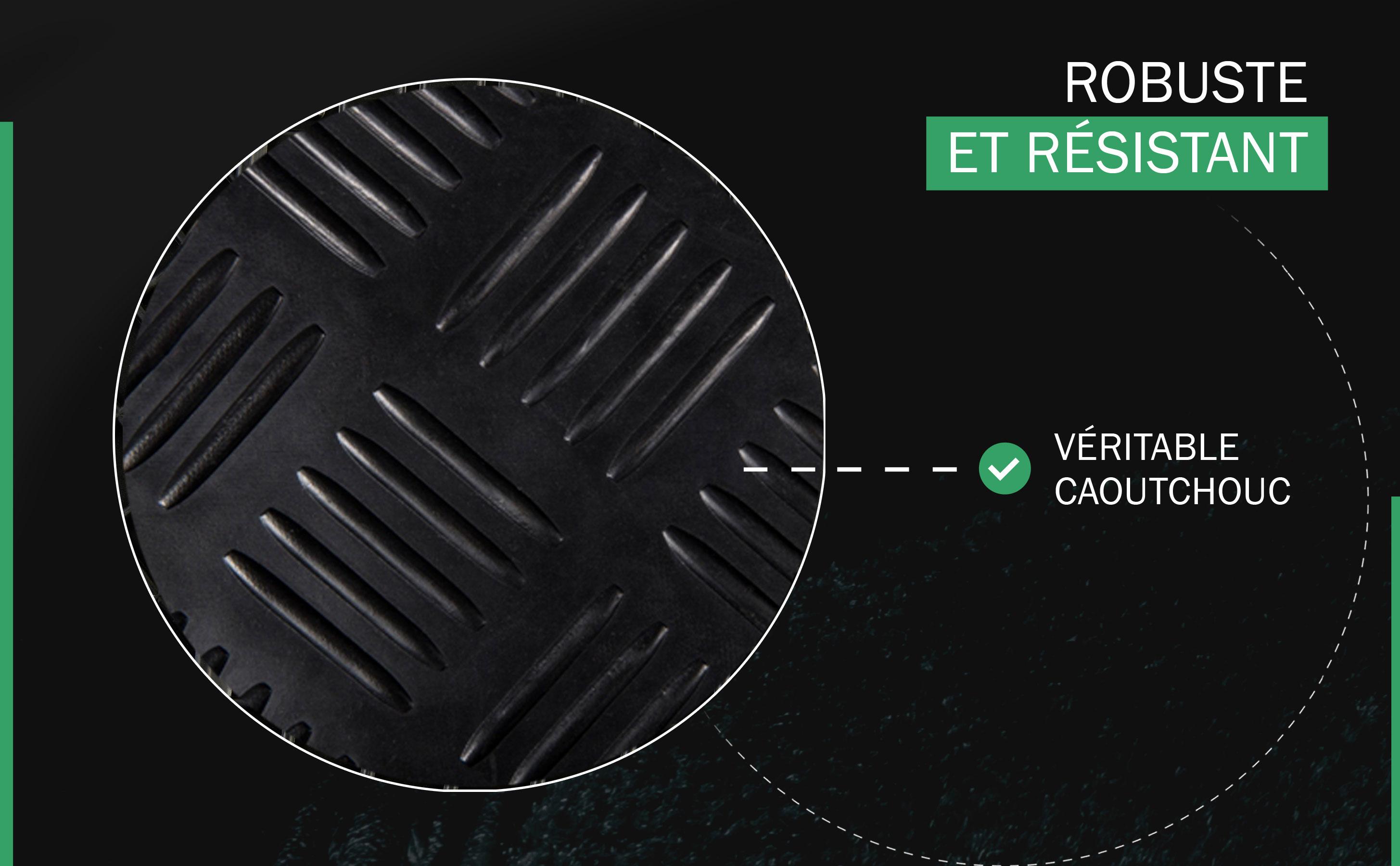 tapis utilitaire sur mesure Renault Master