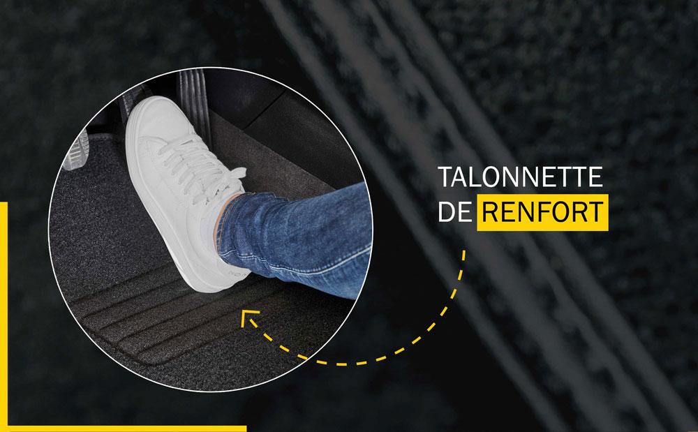 tapis sur mesure Peugeot 207/207SW/207+